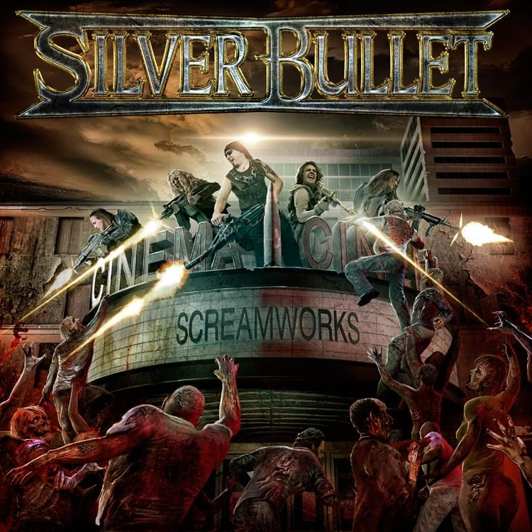 Silver Bullet: ScreamWorks (7hard Records 2016)