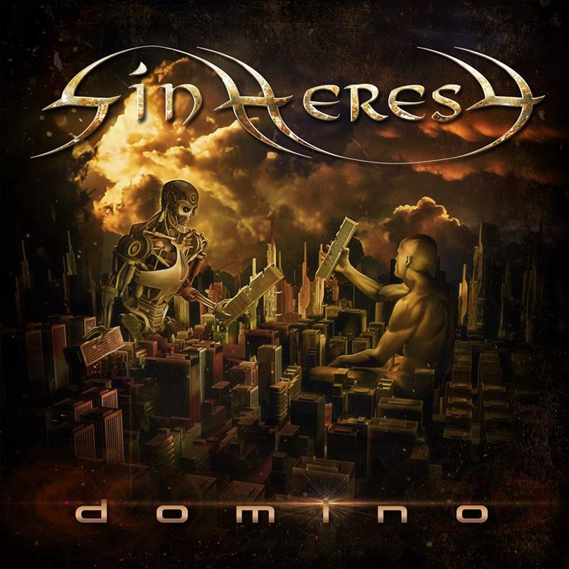 Sinheresy - DOMINO Out on April 7th on Scarlet Records