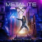 Metalite: A Virtual World (CD / Vinyl 2020 AFM Records)