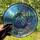 Leah: Ancient Winter (Cathedral window picture disc 2020)