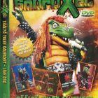 Sauruxet – Täältä Tulee Sauruxet LIVE DVD