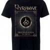 Pyramaze merch (Innerwound Rec 2015)