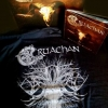 Cruachan merch & layout for Blood For The BloodGod