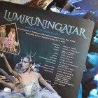 Lumikuningatar pic material - National Ballet of Finland