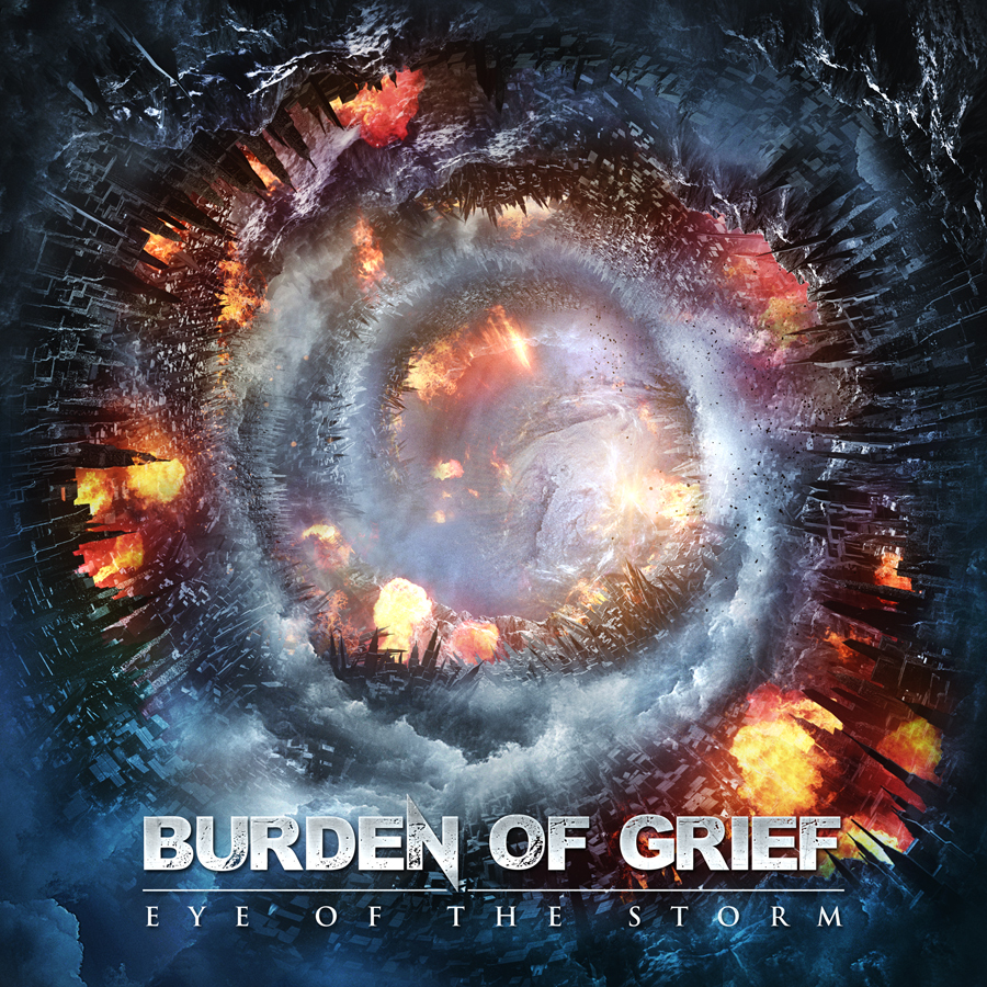 Burden Of Grief CD Artwork