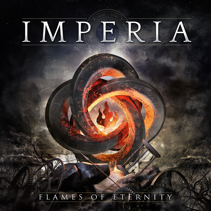 Imperia: Flames Of Eternity CD Artwork
