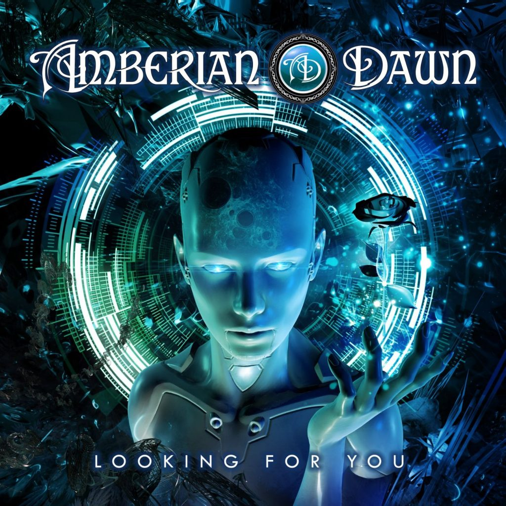 AMBERIAN DAWN album Artwork
