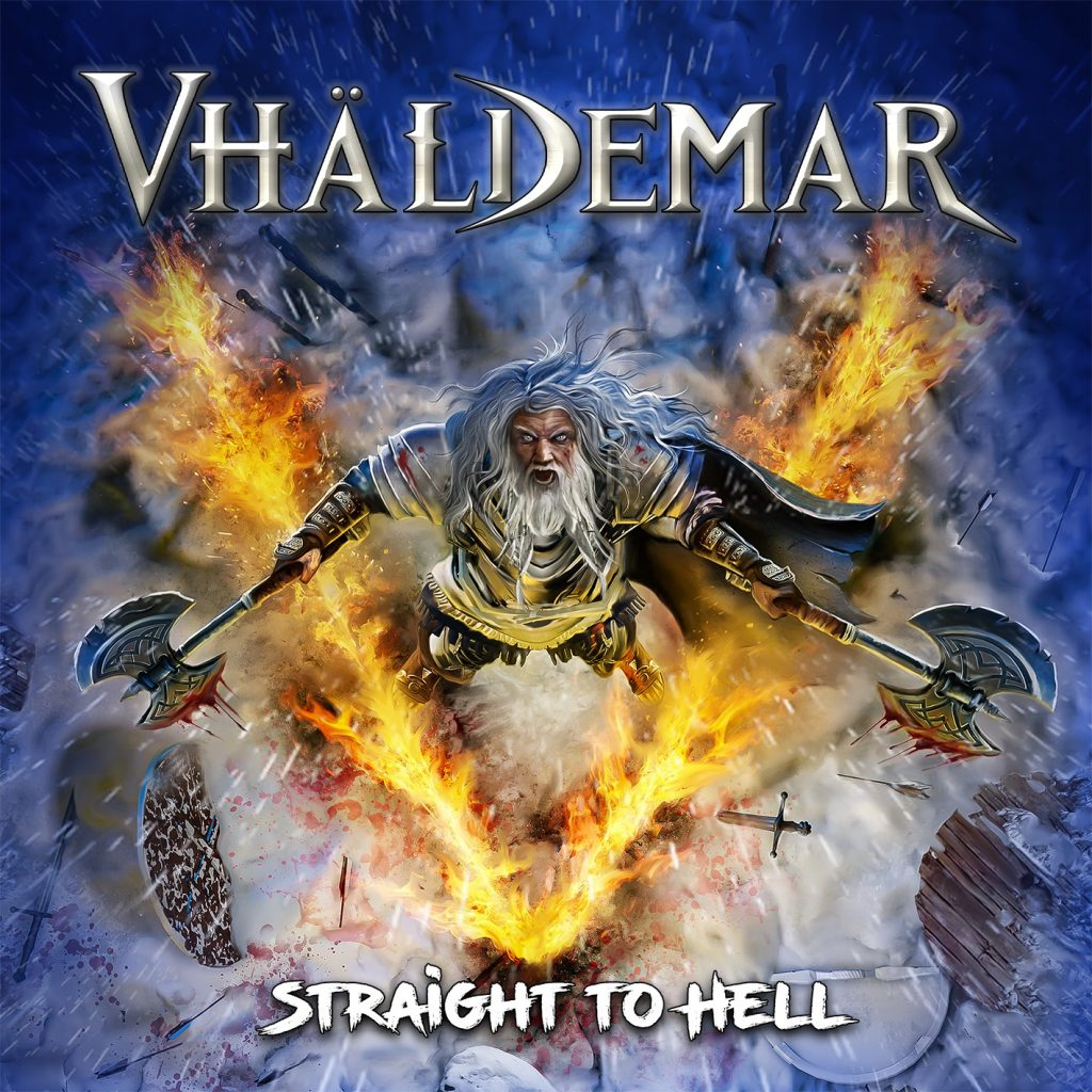 VHÄLDEMAR album artwork!