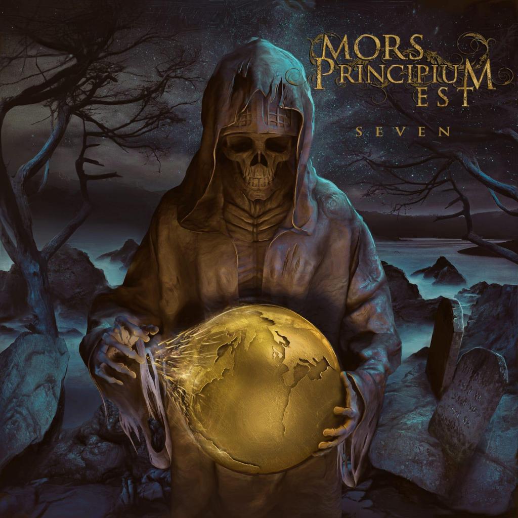 MORS PRINCIPIUM EST album Art!