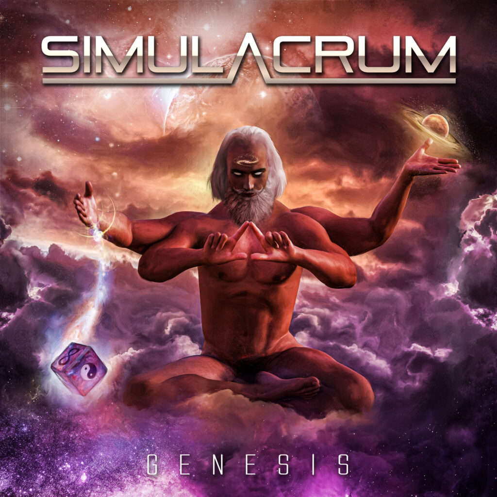 SIMULACRUM album Artwork!