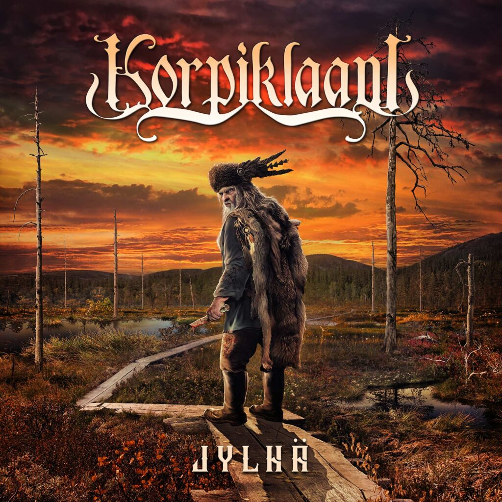 Korpiklaani Album Art