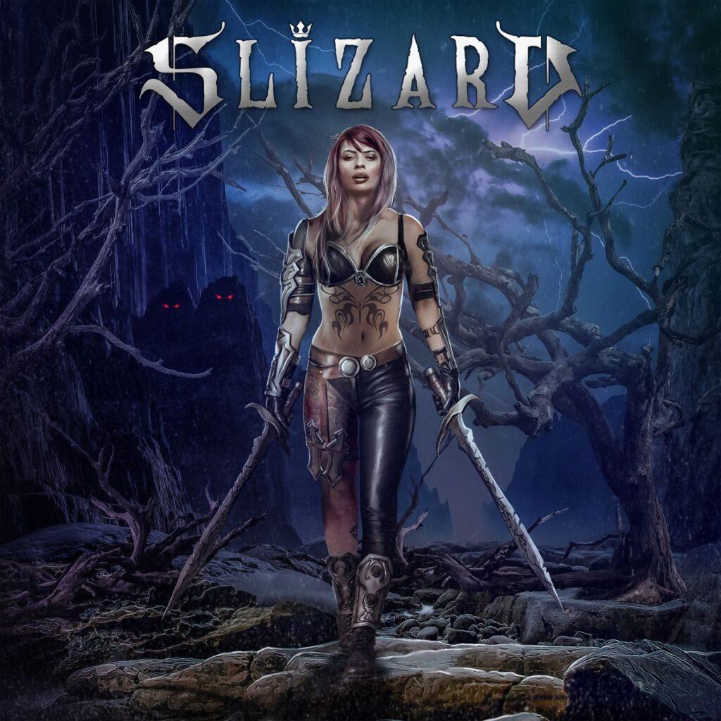 SLIZARD Artwork